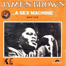★☆★ CD Single James BROWN	… A Sex Machine (Parts 1 & 2) - 2-track CARD SLEE  ★☆★