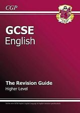 GCSE English Literature and Language Revision Guide by CGP Books (Paperback,...