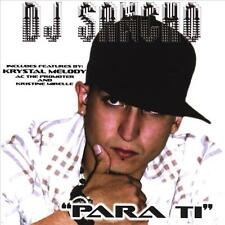 Para Ti by DJ Sancho (CD-2007) NEW-Free Shipping