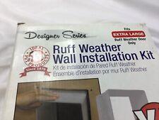 Ideal Pet Products Designer Series Ruff-Weather Pet Door, Size - X-Large