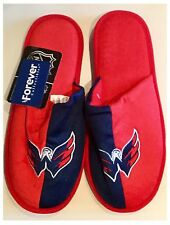 Washington Capitals NHL Logo Slippers