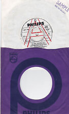 LOUIS ARMSTRONG * WE SHALL OVERCOME *  DEMO SINGLE PHILIPS 6073 700 PLAYS GREAT