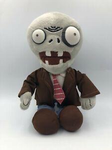 Plants Vs Zombies 2012 Electronic Arts Jazwares Plush Kids Stuffed Toy Animal