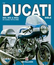 The Ducati 860, 900 & Mille Bible paper book