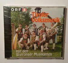 Tiroler Volksmusik mit den Sistranser Musikanten - CD