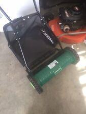 Gardenline 400mm Push Reel Hand Lawn Mower Lawnmower Cut Grass Cutter Manual