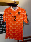 Netherlands Holland 1988 Van Basten Classic Retro Shirt Jersey Euro 88 M L XL