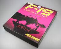 "F-19 Stealth Fighter Amiga 3,5"" Disketten Version"
