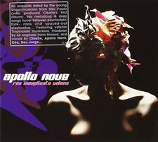 Apollo Nove - Res Inexplicata Volans [CD]