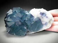Fluorite Crystals, Bingham, New Mexico