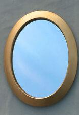 Espejo de pared Dorado Barroco pasillo 23x18 Baño Antiguo C122