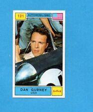 CAMPIONI SPORT 1969-70-PANINI-Figurina n.121- GURNEY -USA-AUTOMOBILISMO-Rec