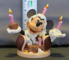 WDCC ~ MICKEY'S BIRTHDAY PARTY ~MICKEY MOUSE ~ NEW IN BOX WITH COA