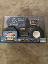 New ListingHot Wheels 2021 Monster Trucks Will Trash It All 1:24 Scale Diecast Recycling