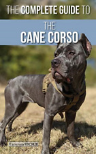Richie Vanessa-Comp Gt The Cane Corso Hbook New
