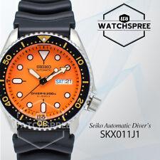 Seiko Men Automatic Diver Watch SKX011J1