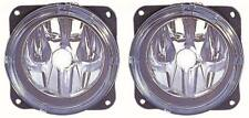 For Mazda Tribute 2003-2005 Front Fog Lights Lamps Indicators 1 Pair O/s & N/s