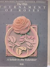 THE 95TH TOURNAMENT OF ROSES PROGRAM-1984