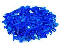 2 Lb 1 Oz Blue Lego Bulk Lot Bricks Technic Bionicle