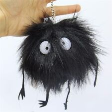 My Neighbor Totoro Dust Bunnies Plush Keychain Studio Ghibli Key Ring Toy Gift