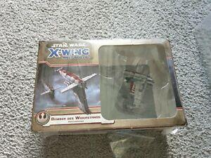 Star Wars X-Wing Bomber des Widerstands Neu und OVP
