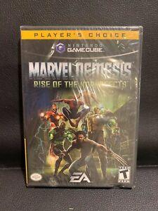 VINTAGE Marvel Nemesis: Rise of the Imperfects Nintendo GameCube FACTORY SEALED