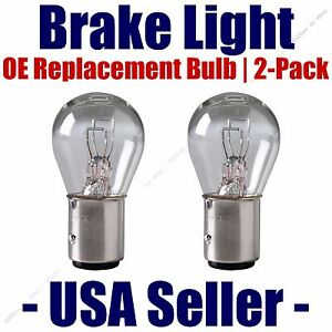 Stop/Brake Light Bulb 2pk - Fits Listed Dodge Vehicles - 198