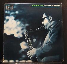 Booker Ervin - Exultation! LP Mint- PR 7844 Lime Labels 1971 Vinyl Record