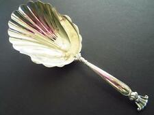 """WALLACE*ROMANCE OF THE SEA*STERLING SILVER*FLATWARE*CRACKER SCOOP*RARE*LARGE*8""""*"""