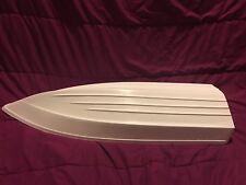Rc boat hull fiberglass 36X12