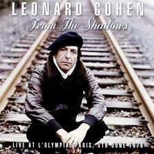 Leonard Cohen - From The Shadows [CD]