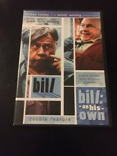 BILL / BILL ON HIS OWN DVD DOUBLE FEATURE  MICKEY ROONEY  HELEN HUNT