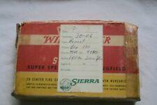 Winchester 30-06 Cardboard Ammo Box, Ammo Collector Box