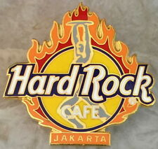 "Hard Rock Cafe JAKARTA 1997 Sports Monument PIN 1 of 5 ""YOUTH STATUE"" - HRC 3747"