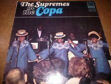 The Supremes 'The Supremes At The Copa' Record Album LP Vinyl Good Condition