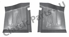 1966 67 68 69 70 1971 FORD FALCON FAIRLANE TORINO RANCHERO FRONT FLOOR PANS PAIR