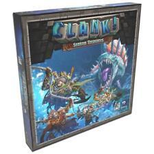 Clank: Sunken Treasures Board Game