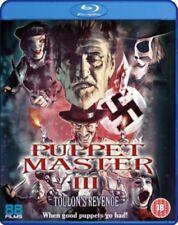 Nuevo Puppet Master III - Toulons Revenge Blu-Ray