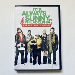 IT'S ALWAYS SUNNY IN PHILADELPHIA: A Very Sunny Christmas DVD 2009 FX!!!!