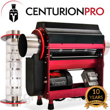 *NEW* Centurion Pro Tabletop Trimmer w/ 2 Electropolished Tumblers - WET and DRY