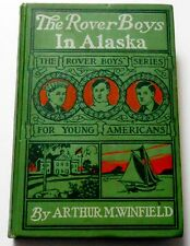 THE ROVER BOYS IN ALASKA #18 1st ed 1914