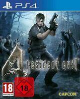 Resident Evil 4 (PS4) (NEU & OVP) (UNCUT) (Blitzversand)