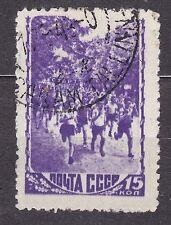 RUSSIA SU 1948(1956) USED SC#1254 30kop, Typ II .#ГР  Sport  - Foot race