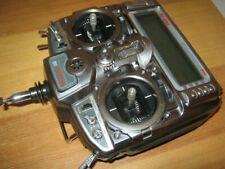 Graupner Sender MX 22 mit 35 Mhz englische Version- english  menue