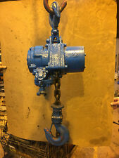 3000kg Red Rooster Pneumatic Air Hoist 3ton