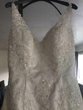 Fishtail abito da sposa
