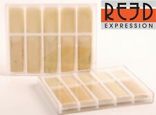 Reed Expression 10 Pcs Alto Eb Sax Saxophone Reeds Strength 2.0 Free Shipping @
