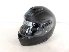 Ixs Casco Hx 215 Casco per Moto Casco Integrale Nero Taglia XL 61/62