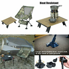 iClimb 1 Woodland Camouflage Folding Chair with Large Feet and 1 Beach Table...