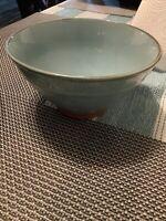 Gibson Elite Terranea Teal Soup Cereal Salad Bowls Set of 2